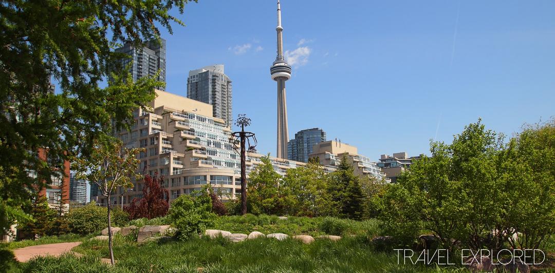 Toronto - Toronto Music Garden