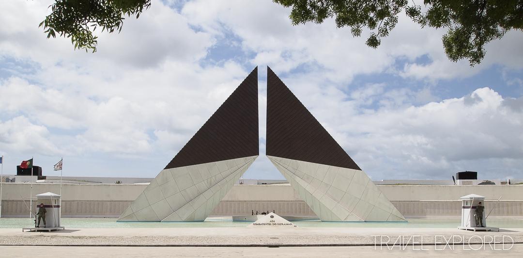 Lisbon - War Memorial
