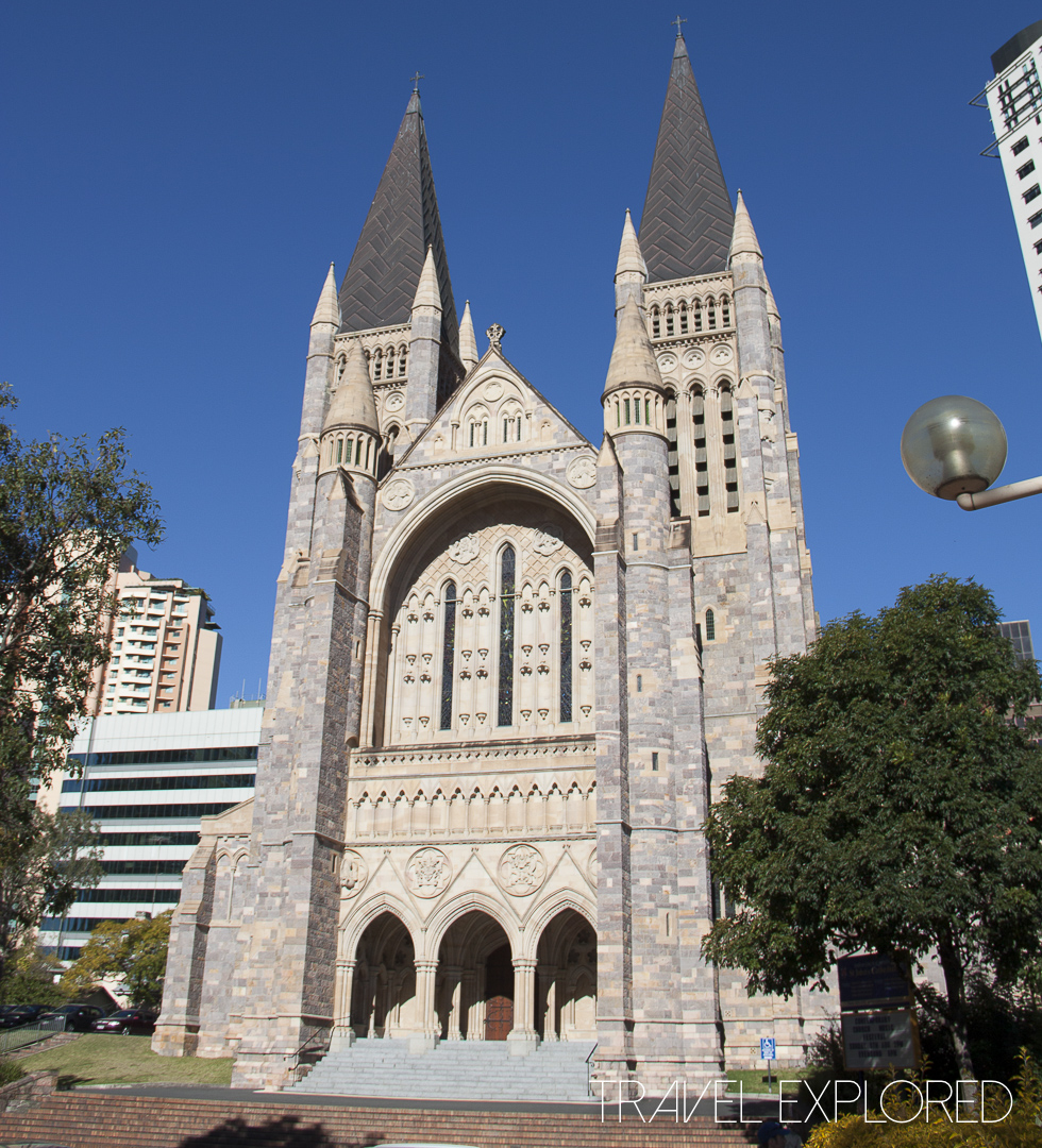 Brisbane St John's Cathedral