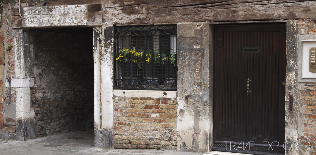 Venice - Old Building