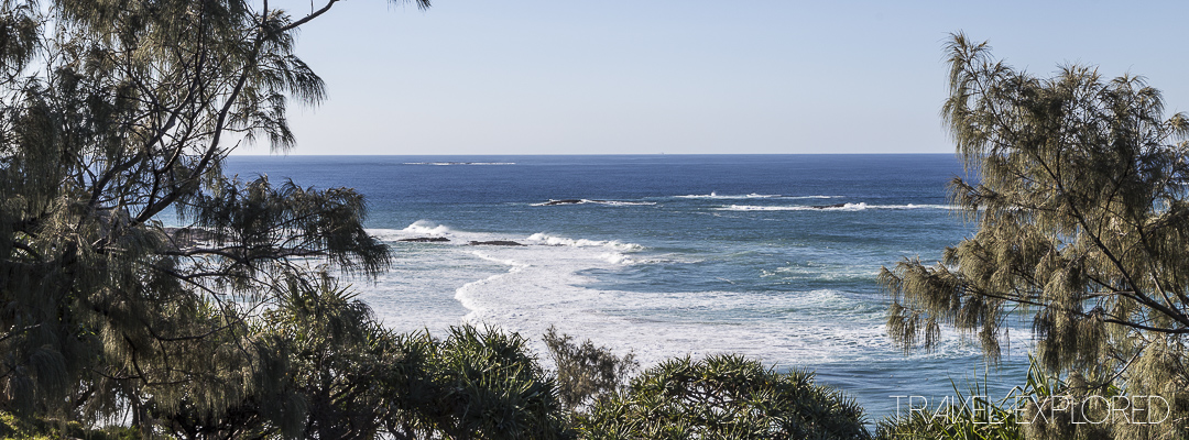 North Stradbroke Island View