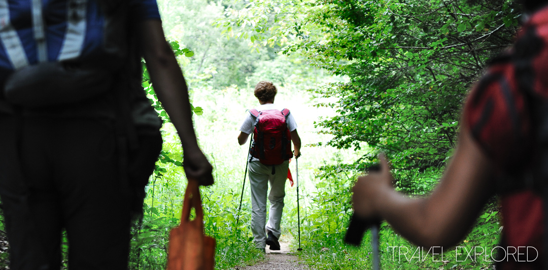 Fit and Healthy Travel - Walking