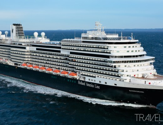 Holland America Line - MS Koningsdam