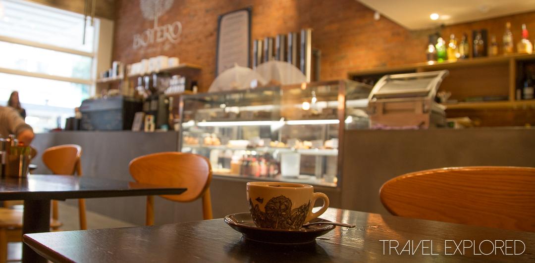 Brisbane Coffee - Botero