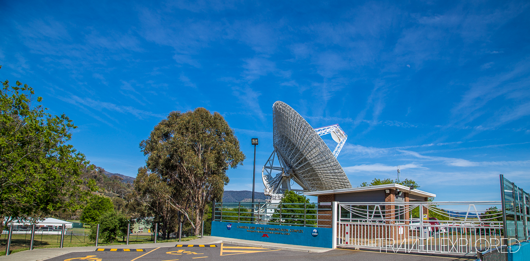 Canberra - Deep Space Station 43 (DSS43)