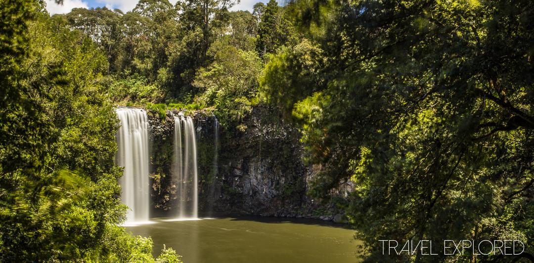 Dorrigo - Dangar Falls