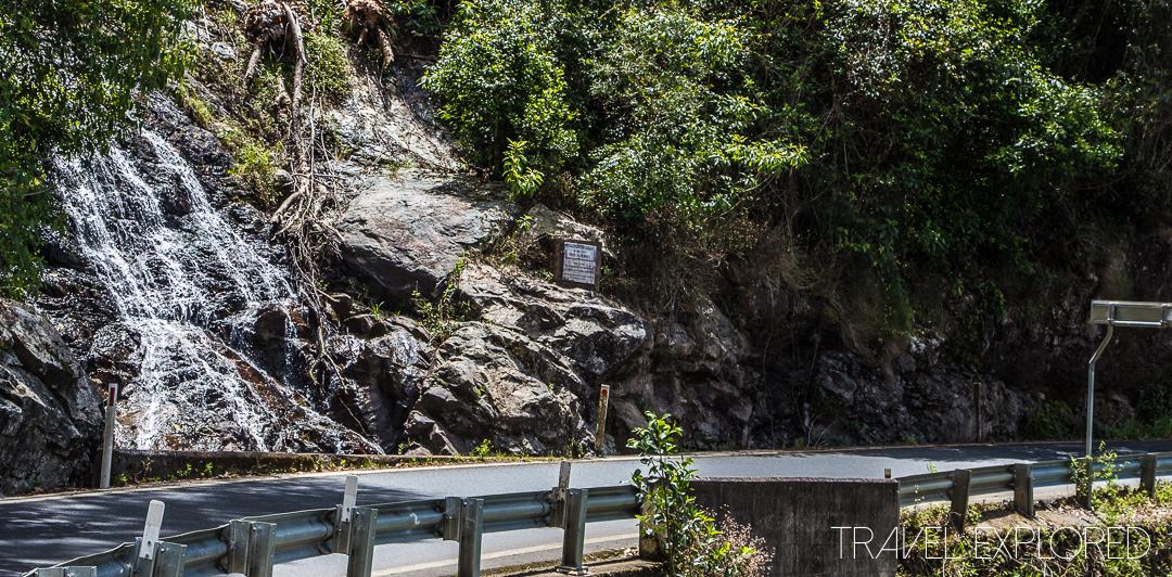 Waterfall Way - Newell Falls