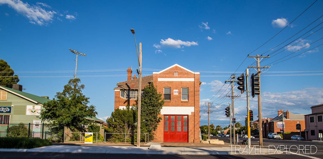 Old Dubbo Fire Station
