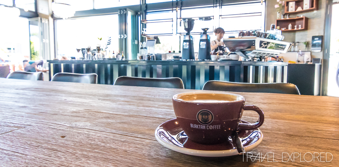 Coffee - Blaktan Coffee & Kitchen, Northlakes