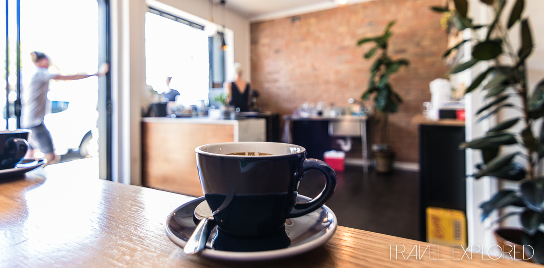 Coffee - Oliver James Coffee, Newstead