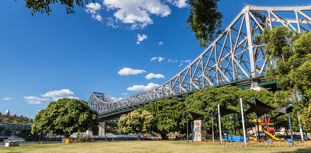 Kangaroo Point - Story Bridge