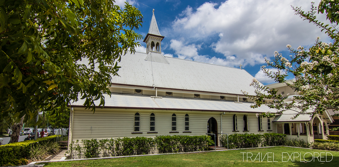 Bulimba - St John The Baptist Church