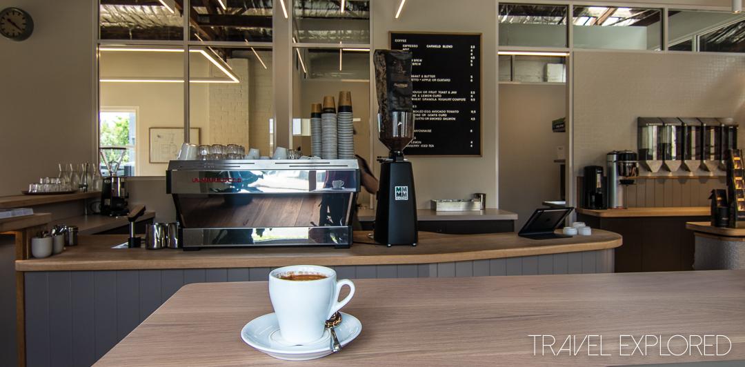 Coffee - Allpress, Woolloongabba