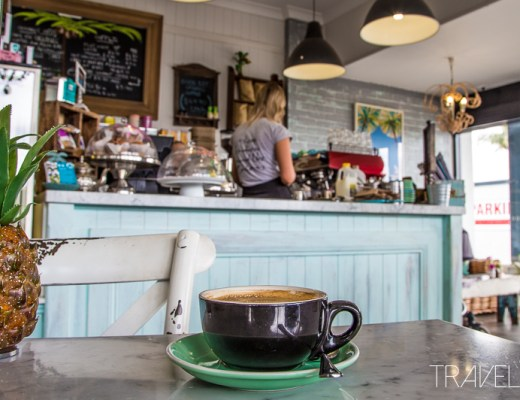Coffee - Coconut Coffee House, Ormiston