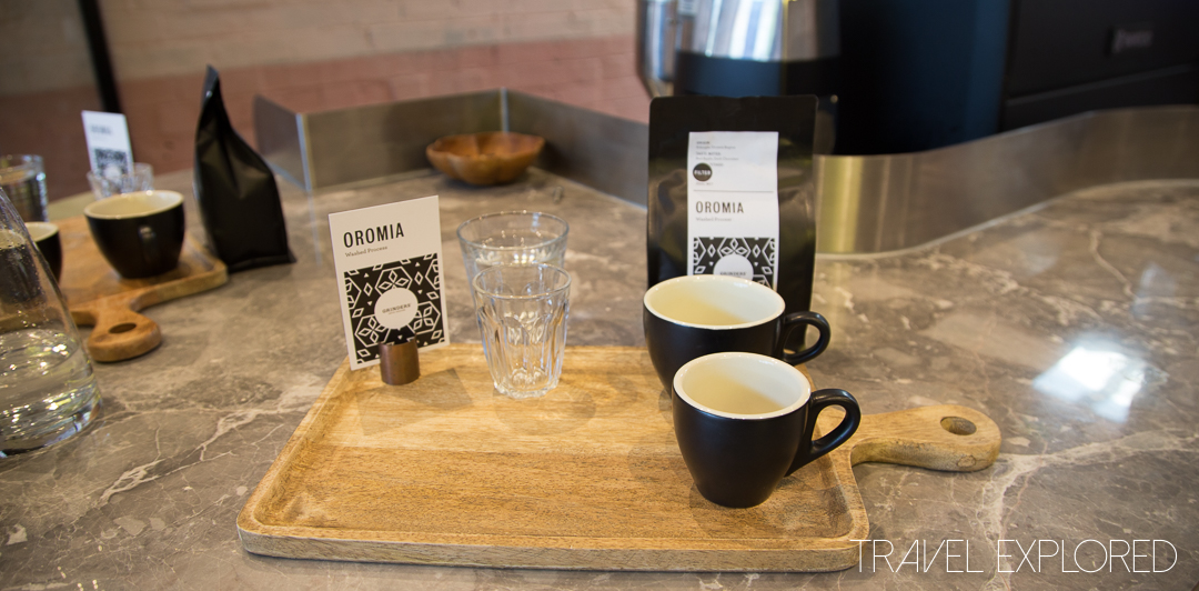 Grinders - Oromio Brew at Home Class