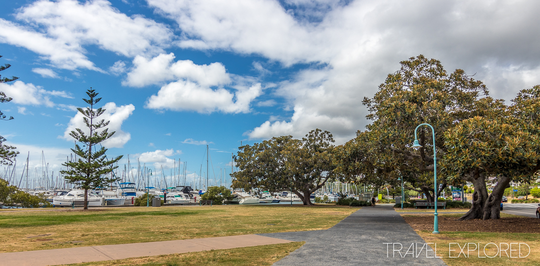 Manly - Harbour Foreshore