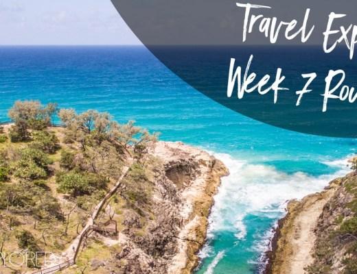 Travel Explored - Week 7 Round Up