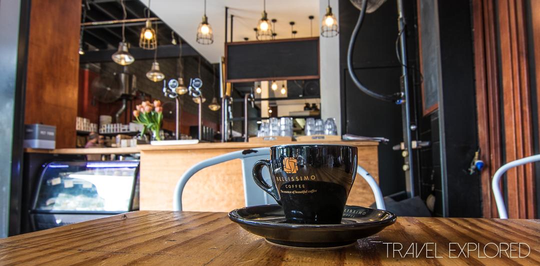 Coffee - Bellissimo Coffee
