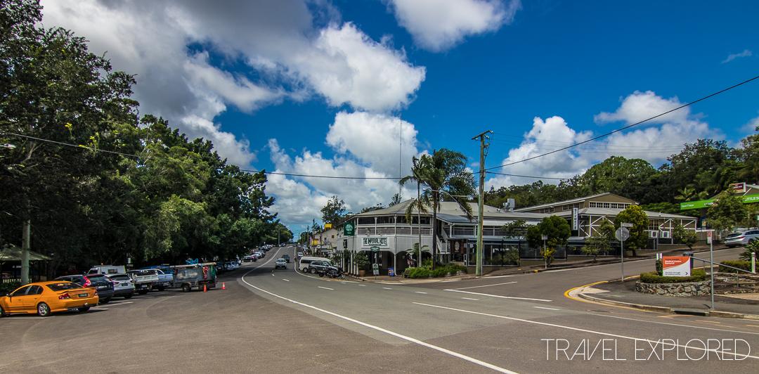 Eumundi - Main Street