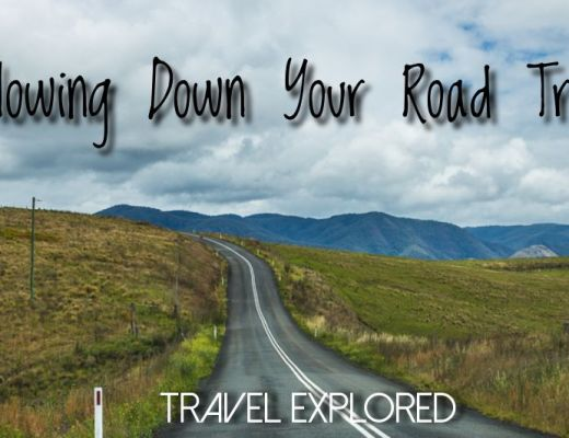 Slowing Down Your Road Trip