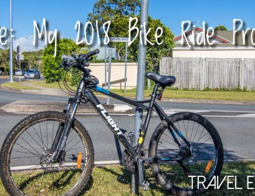 Update: My 2018 Bike Ride Progress