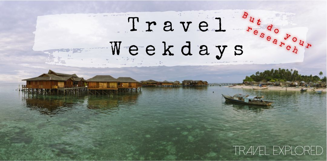 Travel Weekdays
