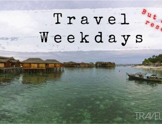 Travel Weekdays