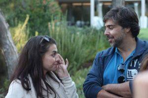 Amy Murphy of Rosetta Travel and Hugo Nascimento of Algarev Tourism