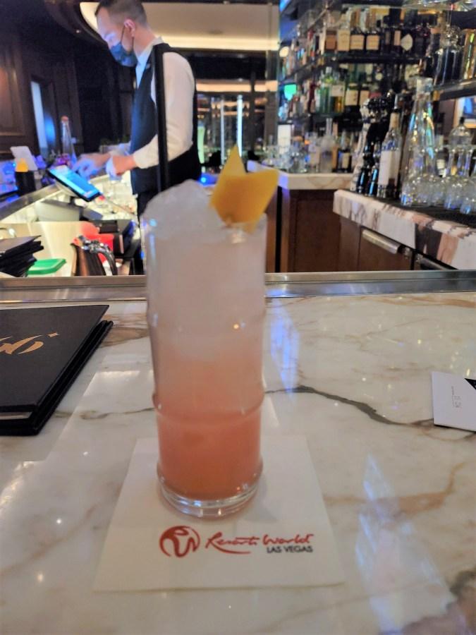 starlight 66 las vegas cocktail