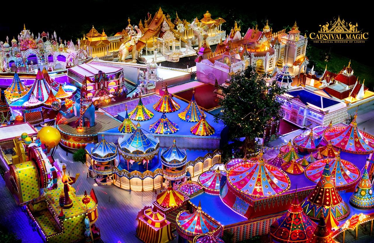 Carnival Magic Theme Park Phuket