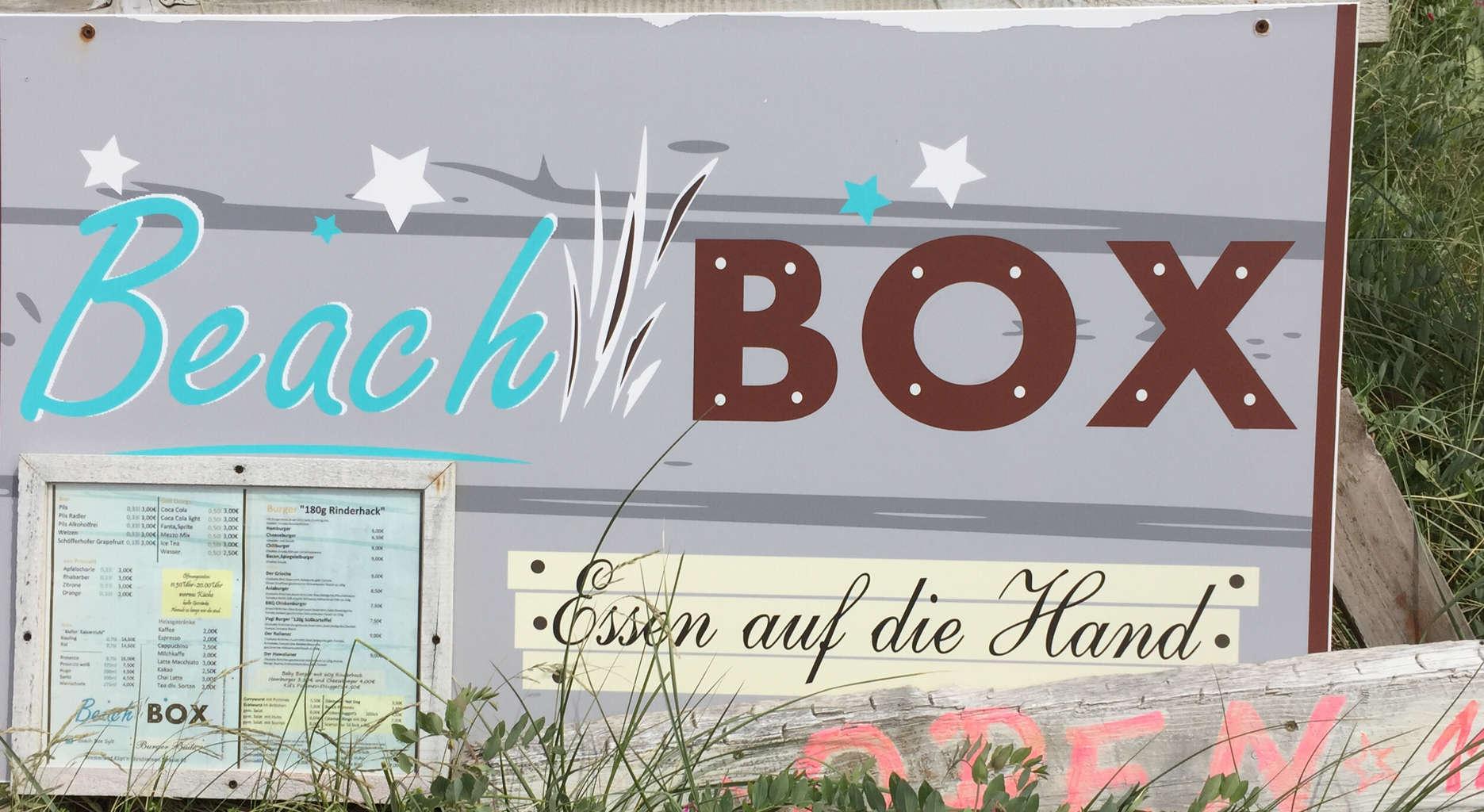 Beach Box Sylt