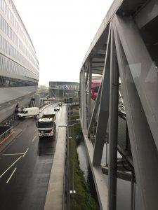 Günstig parken am Flughafen Frankfurt im The Squaire