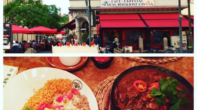 Cantina Mexican mit Tradition – Cafe Especial in Köln Deutz