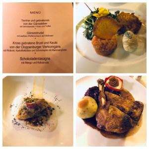 """Restaurant """"Die Scheuer"""" in Hofheim"""