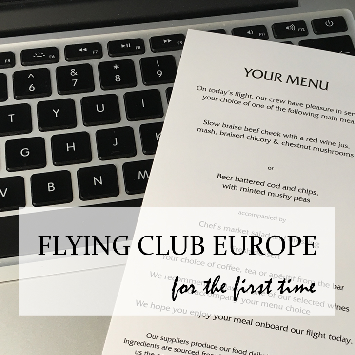 What to expect when flying British Airways Club Europe - Travel for a Living