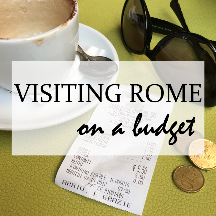 Visiting Rome on a budget - Travel for a Living