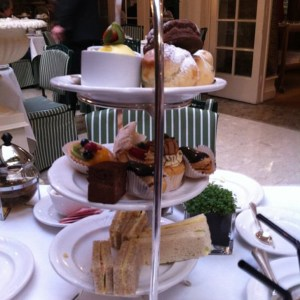 Afternoon Tea, Chesterfield Hotel Mayfair London