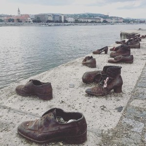 Budapest Shoes on the Danube Memorial
