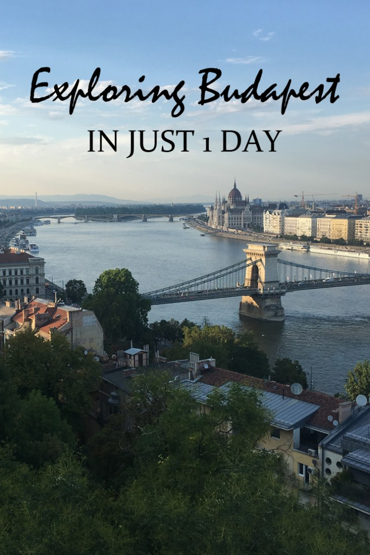 A very condensed sight seeing tour through Budapest in just 1 afternoon - Travel for a Living