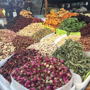 Incredible spices and fruits at Shuk HaCarmel (and other things not to miss in Tel Aviv) - Travel for a Living