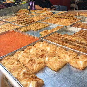 Try the pastries at Shuk HaCarmel (and what else not to miss in Tel Aviv) - Travel for a Living