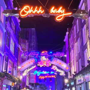 See the Christmas Lights in London - Travel for a Living