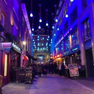 See the Christmas lights on Carnaby Street - Travel for a Living