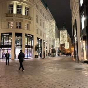 See the Christmas Lights in Vienna - Travel for a Living