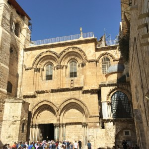 The Church of Holy Sepulchre and other things to see in Jerusalem - Travel for a Living