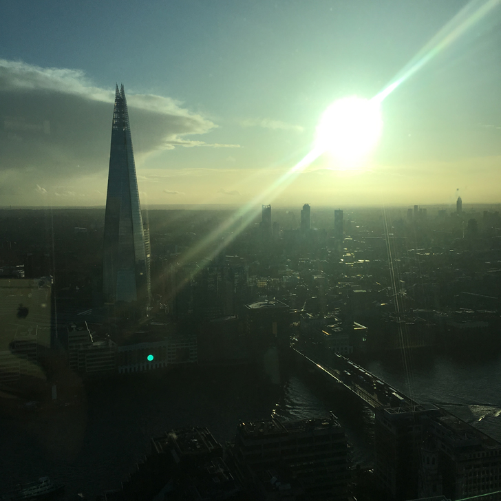 Best view of London for free - Travel for a Living