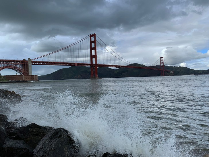 Looking for the perfect viewing spot for Golden Gate Bridge? Look no further - Travel for a Living
