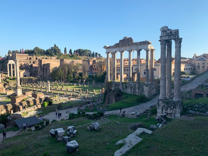 Rome in two hours - a self-guided walking tour for the tourist in a hurry - Travel for a Living
