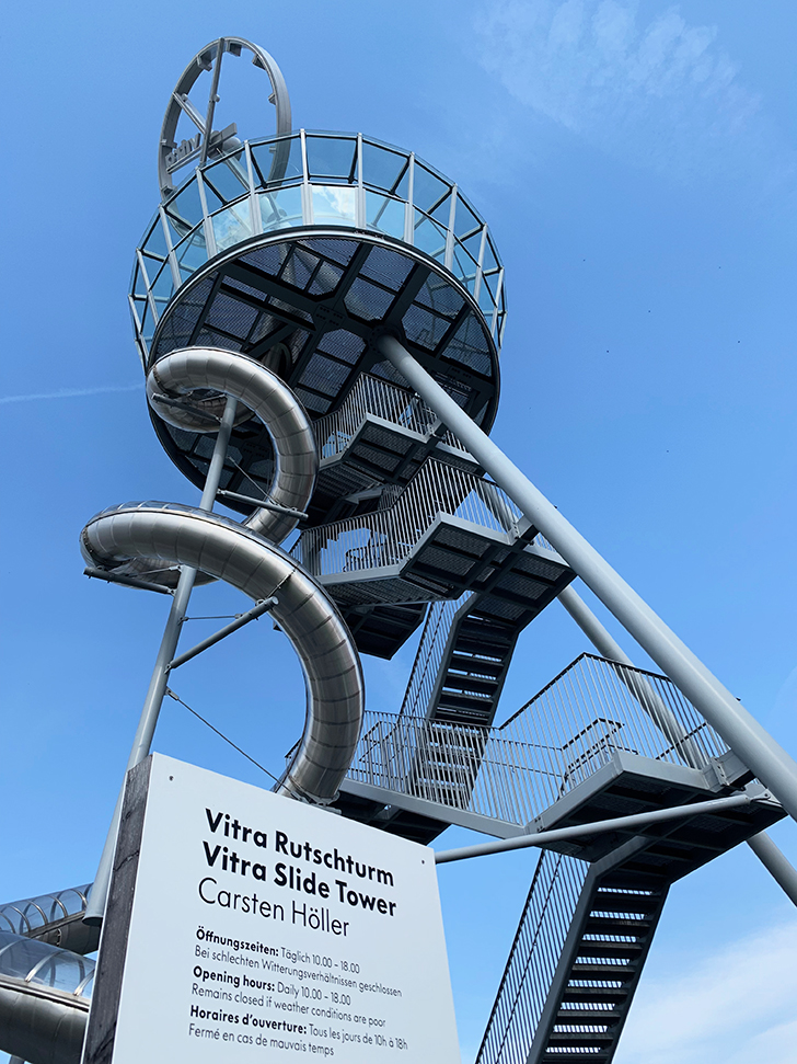 Fun things to do at the Vitra Campus in Weil am Rhein - Travel for a Living
