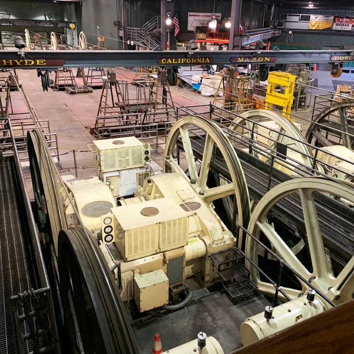 Inside the Cable Car Museum San Francisco - Travel for a Living